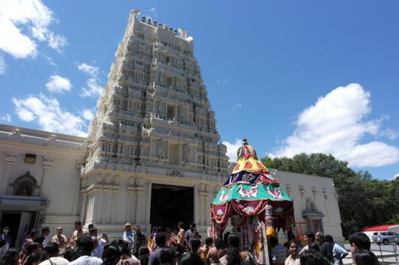 2014 Brahmotsavam Festival At Sri Lakshmi Temple