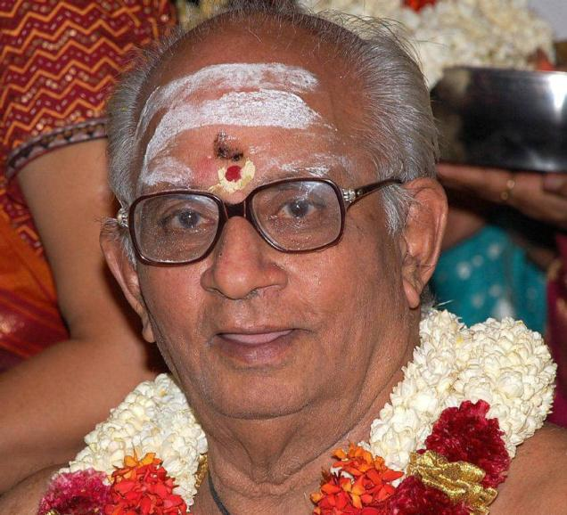 Remembering Guruji Raghavan