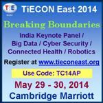 TiECON East 2014: Breaking Boundaries