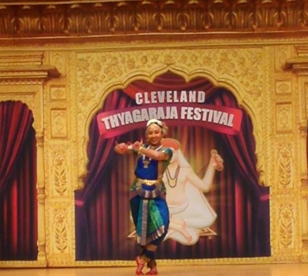 Ashwini Vytheswaran Placed 2nd In Cleveland