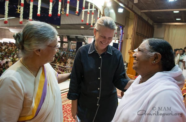 Amma's Women Empowerment Project Is Role Model For Entire World Says U.N.