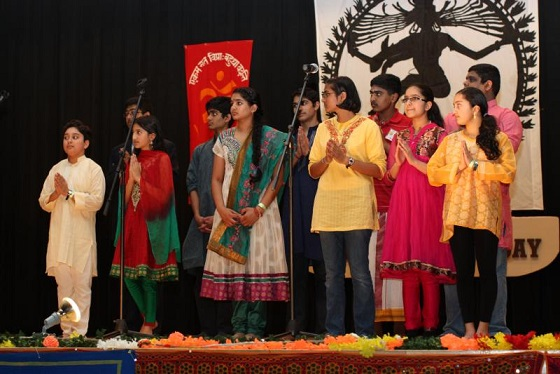 VHPA Celebrates Hindu Heritage Day 2014