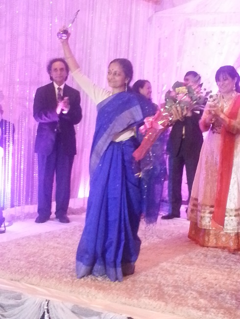 Geeta Bhide Aiyer Is Woman Of The Year