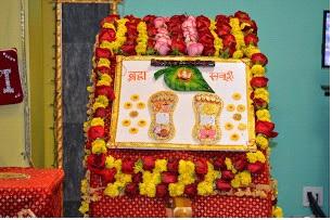 NESSP Initiates 9th Annual Sai Palkhi Utsav