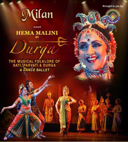 Durga - A Dance Ballet By Hema Malini