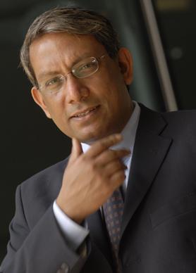 Ravi Venkatesan, Former Chairman Of Microsoft Visit To Boston