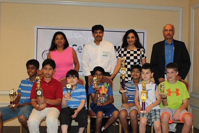 Nicholas And Abhinav Win Celestial Minds Chess