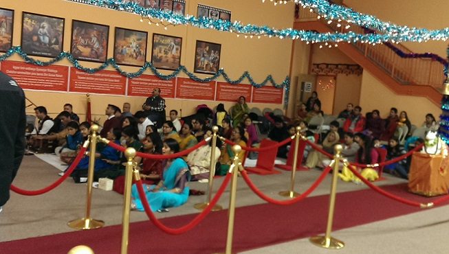 Shri Sai Chavadi Temple In Canton Rings In The New Year With Vaikuntha Ekadasi Celebrations