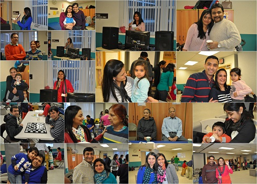 Jain Social Group Celebrates Family Fun Evening