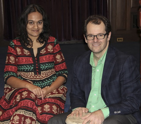 South Indian Classical Music Makes Its Grand Debut In Boston Jewish Music Festival