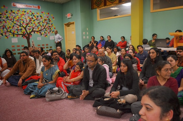 New England Shirdi Sai Temple Celebrates Maha Sivaratri And Sai Nrityanjali