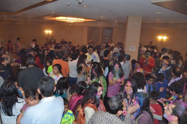 UIA Celebrates Holi