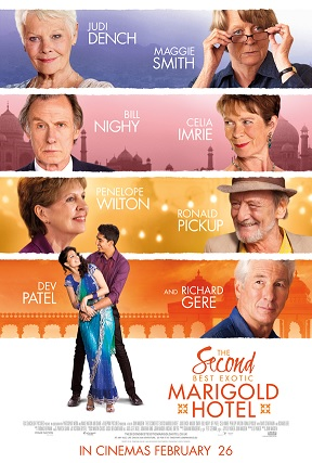 Music Review: The Second Best Exotic Marigold Hotel
