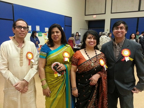 First Calcutta Book Fair In USA Held In Acton, MA