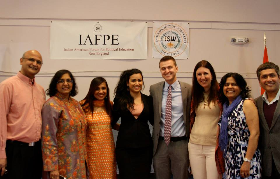 IAFPE Hosts Forum For Candidates For The 11th Worcester District State Representative