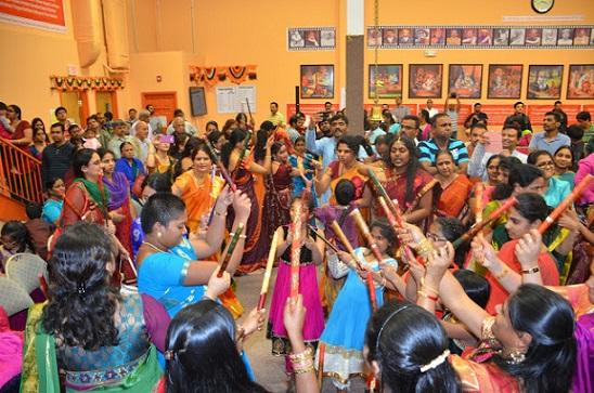 Hundreds Witness Sita Rama Kalyanam At Shri Sai Chavadi Temple Canton