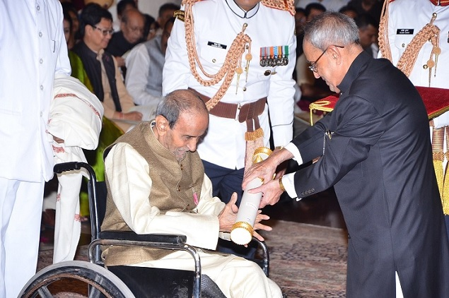 Tarak Mehta Awarded The Padma Shri