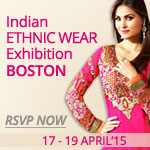 Indian Fashion Fest | UCarnival Boston '15