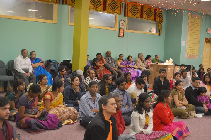 NESSP, Shirdi Sai Temple Celebrates Chaitra Navaratri