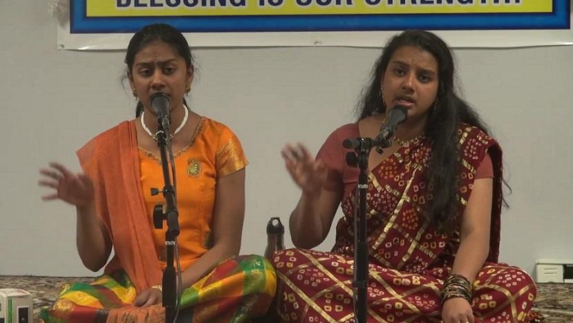 Acton Hindu Temple Celebrates Thyagabrahma Jayanti