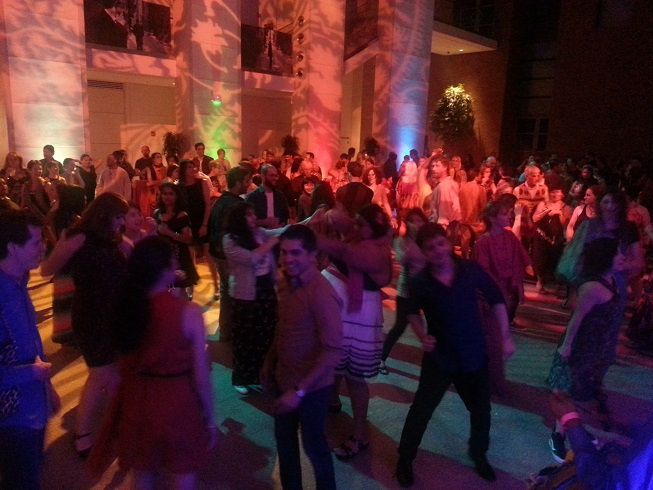 Party - Desi Style At PEM