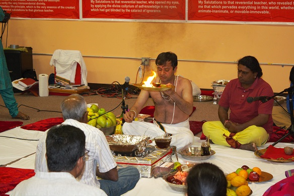 Shri Sai Chavadi Temple Celebrates First Anniversary