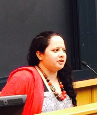 "Voices Of ""Identity"" At Nineteenth India Poetry Reading"