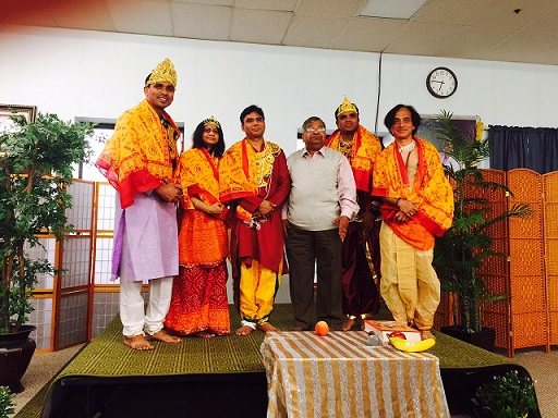 Second Anniversary Of Valmiki Reading: Ramayana Play In Sanskrit