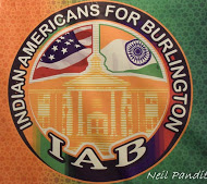 Indian Americans For Burlington Hold A Launch Event