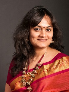 """Deepti Navaratna Fuses Carnatic And Christian Spiritual Music In<br>""""Dialogues With The Divine: The Alchemy Of Bhakti"""""""