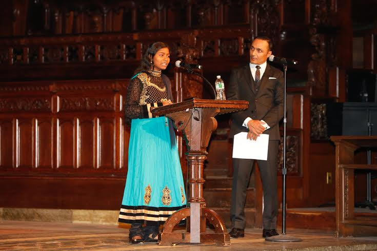 Jasobanti, AIF Beneficiary And Rahul Bose Actor Steal The Limelight At AIF NY Gala