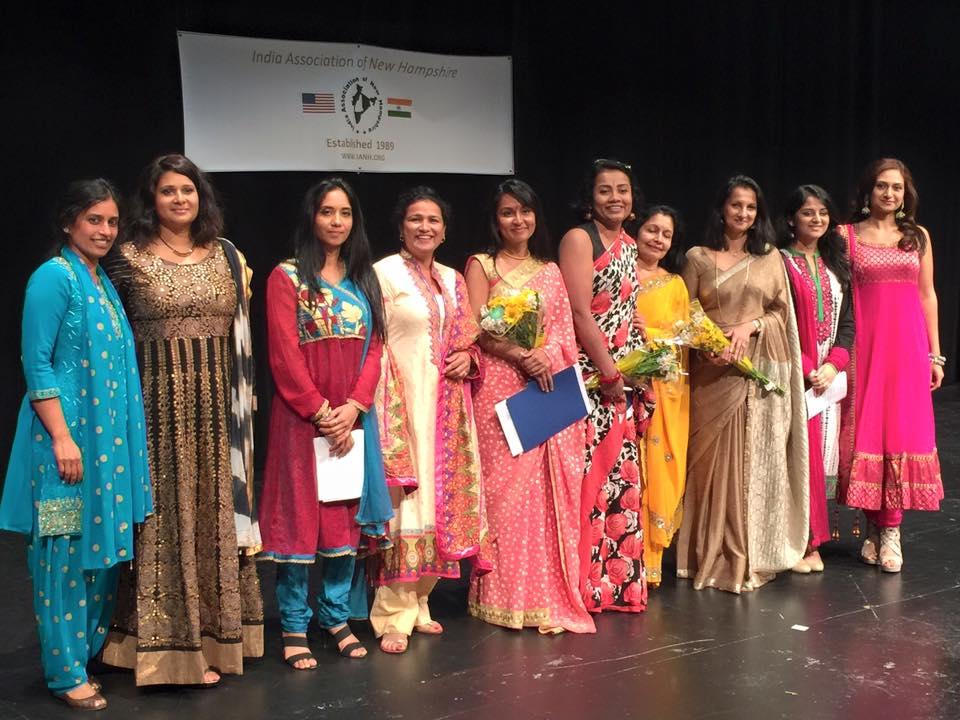 Indian Association Of New Hampshire (IANH) 2015 Vasanth Utsav