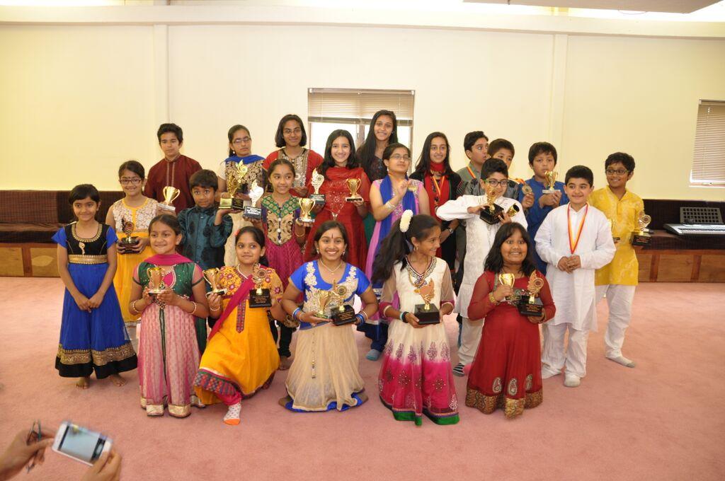 VHPA Bal Vihar Annual Day 2015