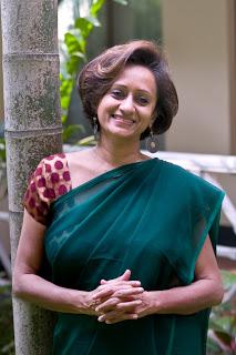 In Conversation With Padmini Ravi