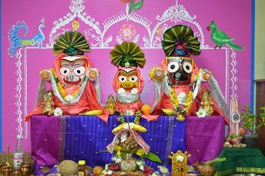 Sree Vijaya Durga Kali Temple To Celebrate Sri Jagannath Ratha Yatra