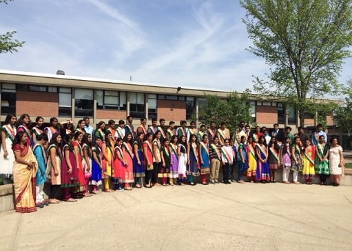 """Persevere, Preserve, And Promote"": Volunteerism Is The Focus Of Shishu Bharati's Graduation Event"