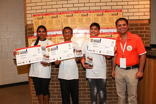 The 2015 MetLife South Asian Spelling Bee Kicks Off Atlanta & Charlotte Winners Announced