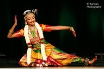 Arangetram: Varshini Arumugam