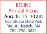 IITSINE Annual Picnic 2015