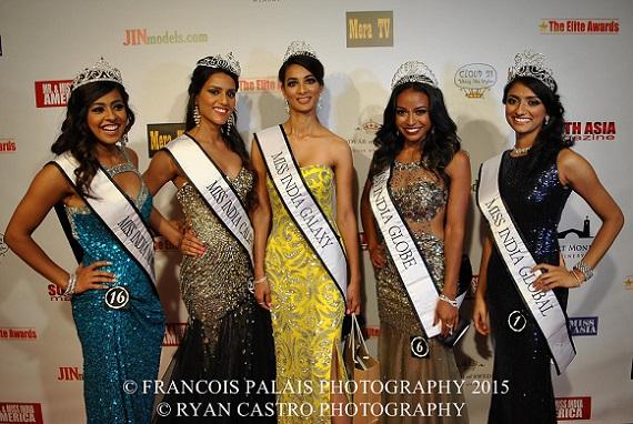 Priya Patel Of Alabama Wins Miss India America 2015