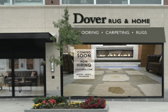 Dover Rug & Home To Open Third Location In Burlington