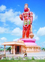 $11 Million Hindu Hanuman Temple Opens In Texas