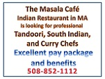 Classified: Indian Chefs