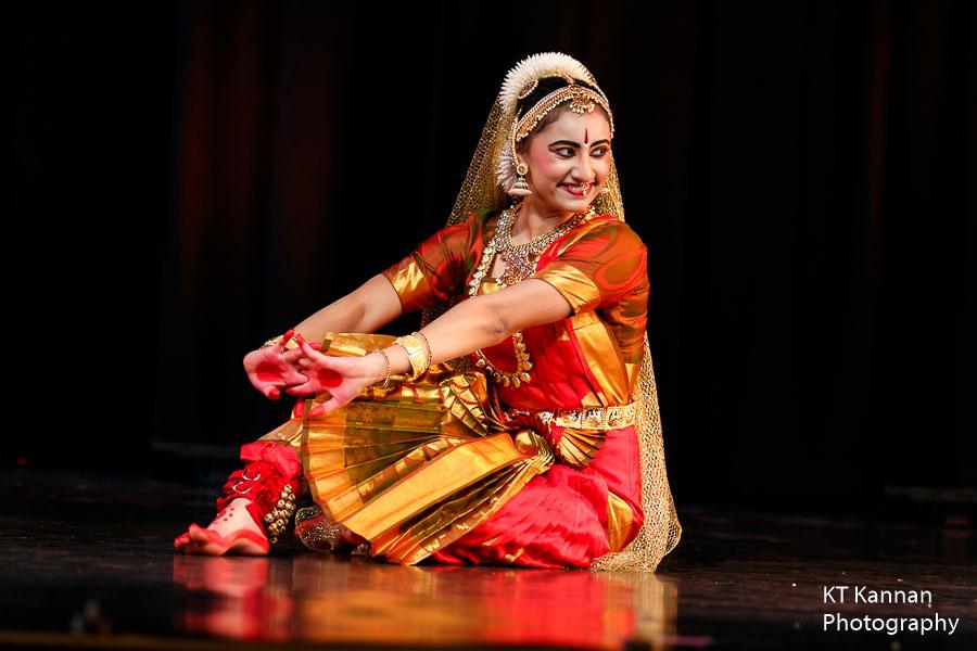 Arangetram: Poojitha Jonnavithula