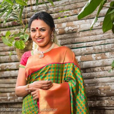 Padma Bhushan Sudha Raghunathan Concert At Chinmaya Mission