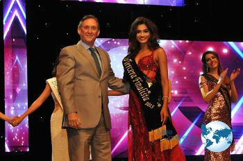 MUC 2015: Sushrii Sashed 3rd Runner-Up