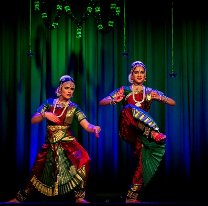 Arangetram: Sanjana Rao And Rinija Raja Take The Stage By Storm