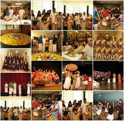 KANE Celebrated Its 45th Onam With More Than 1000 People