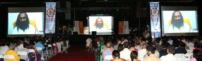 Experts Convene To Discuss Global Harmony At Global Dharma Conference