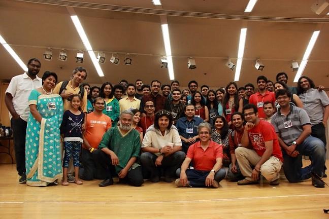 Indian Ocean Performs At MIT